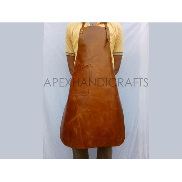 Leather Apron  APX-1101