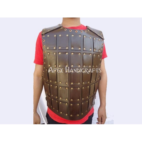 Leather Body Armour APX-001