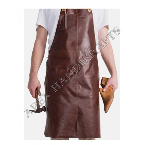Leather Apron  APX-1110