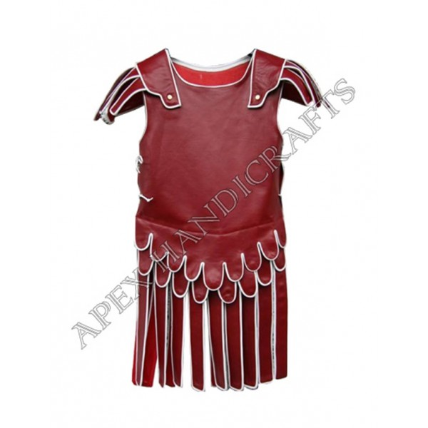 Leather Body Armour APX-008