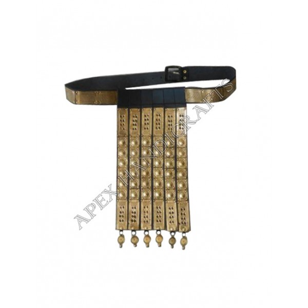 Roman Leather Belt buttons  APX-1209
