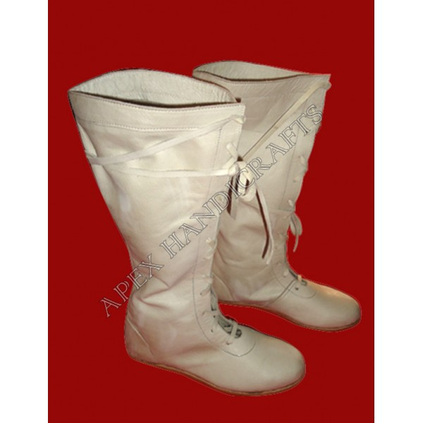 Knee high boots APX-305
