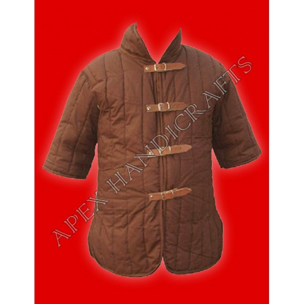 Medieval gambeson brown  APX-908