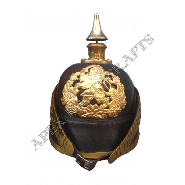Black Pickle Hub Helmet APX-704