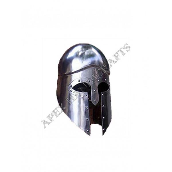 Steel Corinthian Helmet APX-725