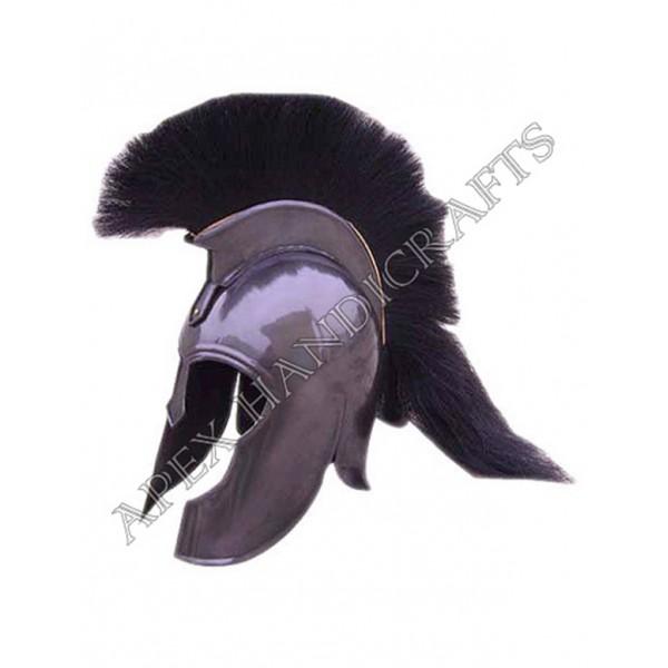 Medieval Troy Helmet Ancient  APX-754