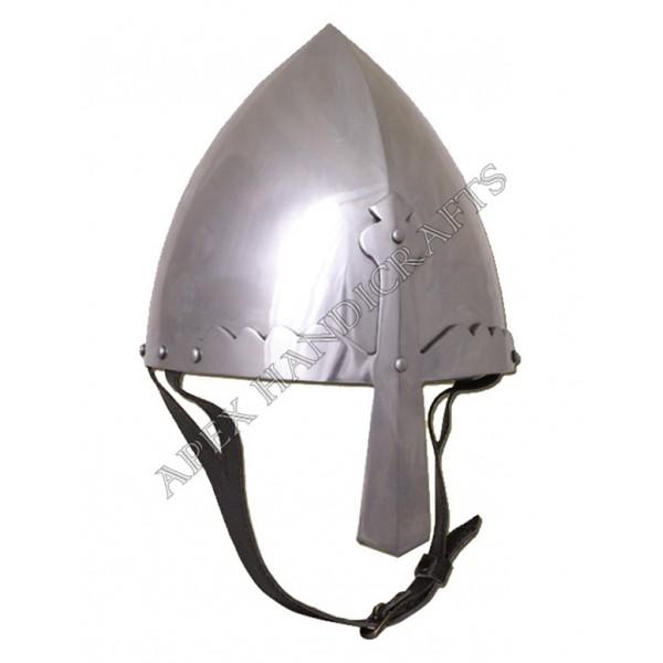Medieval Viking Helmet Battle Armor APX-787