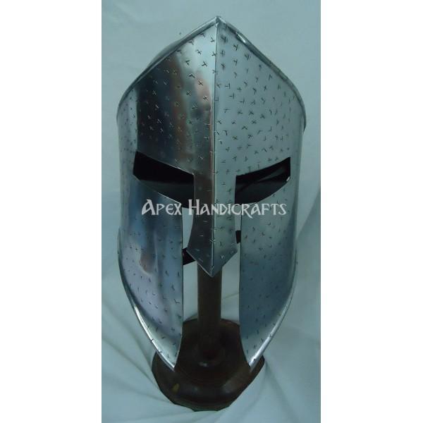 King-300 Spartan Helmet. APX-604