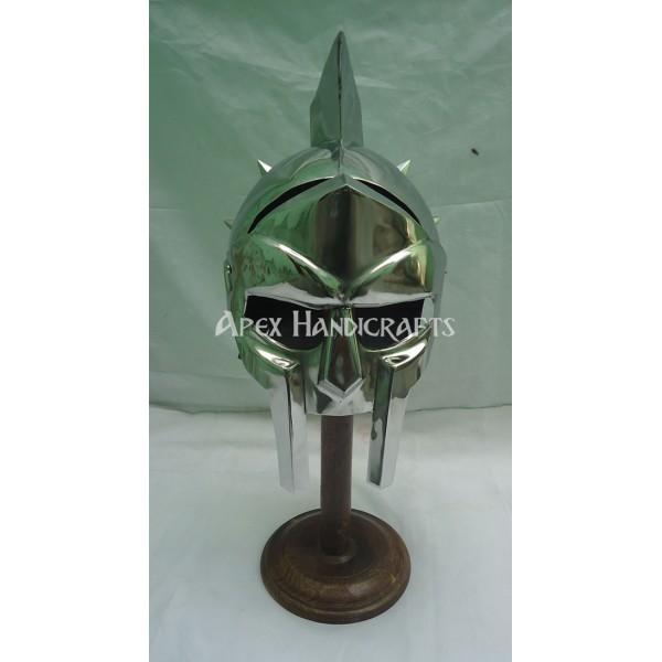 Spiked Maximus Helmet APX-751