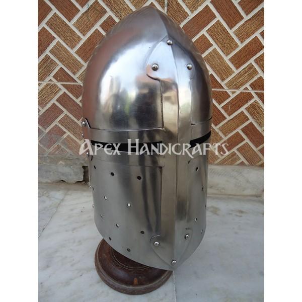 Sugarloaf Medieval Helmet APX-665
