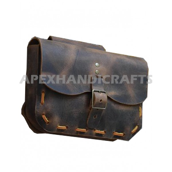 Medieval Leather Pouch APX-1017