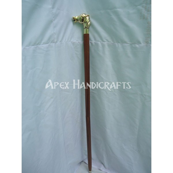 Medieval Walking Stick APX-1327
