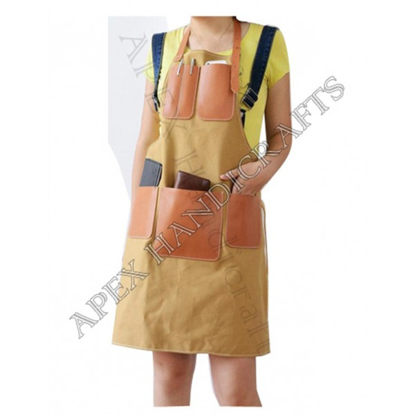 Leather Apron  APX-1106