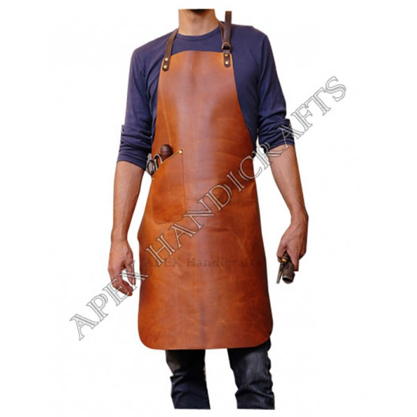 Leather Apron  APX-1111