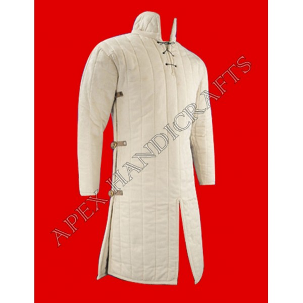 Medieval gambeson white  APX-906