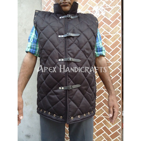 Medieval Gambeson no sleeves  APX-903