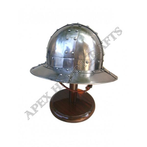 Roman round helmet gladiator APX-753