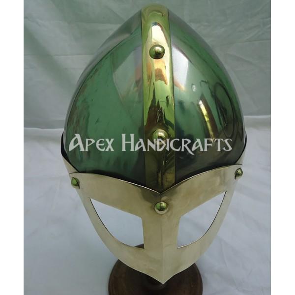 Viking Helmet Battle Armor APX-786