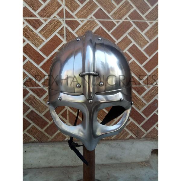 Medieval Viking Helmet Battle Armor APX-783