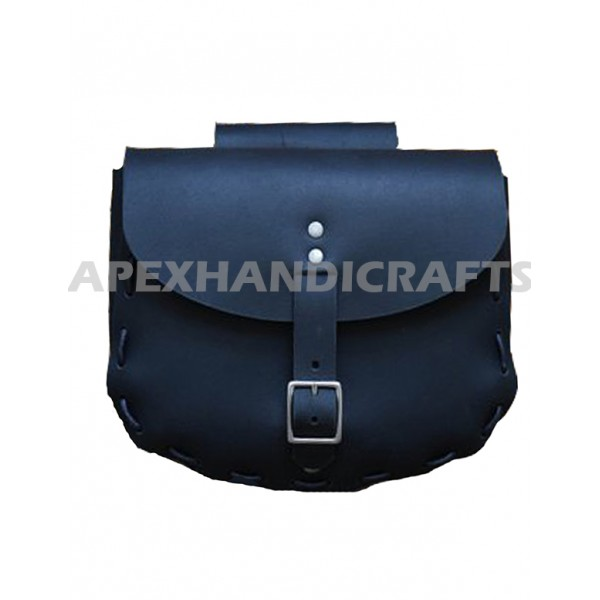 Medieval Leather Pouch APX-1021