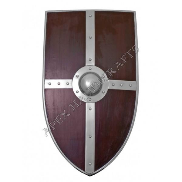 Wooden Roman Republican Shield APX-537
