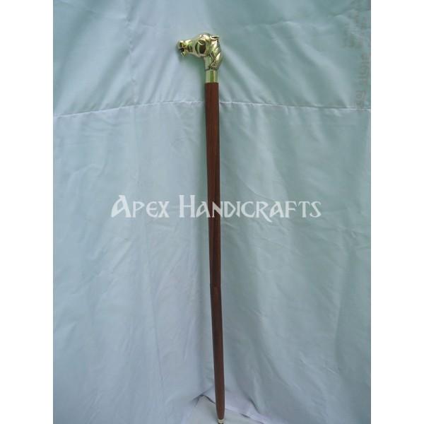 Medieval Walking Stick APX-1327